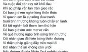 Vụ một phụ nữ tẩm xăng tự thiêu ở Huế: Lời vĩnh biệt trên Facebook