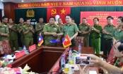 Công an Tỉnh TT Huế và Sở An ninh tỉnh Savanakhẹt ký kết hợp tác ANTT