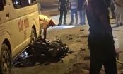 Huế: Va chạm với xe cấp cứu, một người chết thảm