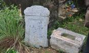 Huế: Lăng mộ mẹ vua Dục Đức bị xới tung, có phải để trộm mộ?