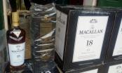 Quảng Trị: Thu giữ lô hàng hàng chục chai rượu ngoại không rõ nguồn gốc
