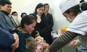 Bộ trưởng Bộ Y tế thị sát điểm tiêm chủng vaccine ComBE Five