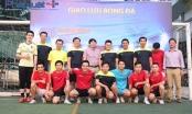 Đoàn thanh niên Cục Phát thanh Truyền hình: Giao lưu bóng đá chào mừng các sự kiện lớn