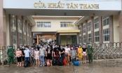 Lạng sơn tạm giữ 25 lao động nhập cảnh trái phép từ Trung Quốc