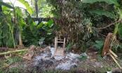 Vụ sát hại phi tang xác trong bao tải ở Vĩnh Phúc: Hung thủ khai giết bà cụ để cướp 7 chỉ vàng