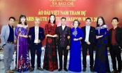 Nhà thiết kế Đỗ Trịnh Hoài Nam đưa Áo dài Việt Nam vươn ra thế giới