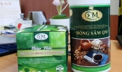 Giật mình với hàng loạt sản phẩm trái phép của Công ty Hồng Sâm QM?