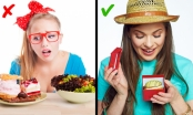 Đừng bỏ lỡ 9 mẹo giảm cân dễ thực hiện