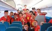Vietnam Airlines tăng chuyến bay TP HCM - HN phục vụ AFF Cup 2018