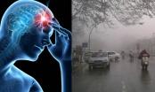 Thời tiết lạnh – Gia tăng bệnh nhân đột quỵ