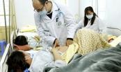 Nữ bệnh nhân bị biến chứng viêm não - màng não do sởi