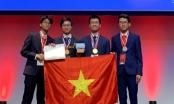 Lần đầu tiên thí sinh Việt Nam đạt thành tích xuất sắc  trong kỳ thi Olympic Hóa học Quốc tế