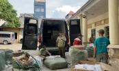Lạng Sơn: Hơn 500 kính mắt, túi xách hiệu Chanel và Gucci bị thu giữ