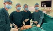 Ca cắt gan nội soi đầu tiên được thực hiện thành công tại Bệnh viện Bạch Mai