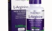 Cục ATTP khuyến cáo: Cẩn trọng với TPBVSK Natrol L-Arginine 3000mg có dấu hiệu lừa dối người tiêu dùng