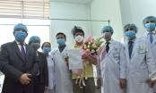 1 trong 2 bệnh nhân Trung Quốc nhiễm virus corona đã được xuất viện