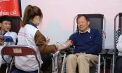 Khan hiếm máu BV Bạch Mai phát động tuần lễ hiến máu tình nguyện