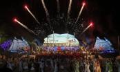 Những hình ảnh ấn tượng lễ bế mạc Đại hội thể thao bãi biển châu Á 2016