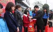 Hải Phòng: Hỗ trợ sinh viên nghèo hàng nghìn vé xe về quê đón tết