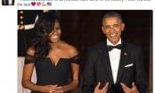 'Cảm ơn Obama' thành từ khóa hot trên mạng xã hội