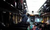 Nỗi niềm người xa xứ trên chuyến tàu Tết xuyên Việt