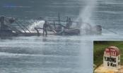 Hòa Bình: Cát tặc tàn phá sông Đà, chính quyền vẫn đứng ngoài cuộc?