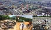 Khởi tố vụ chôn lấp trái phép chất thải Formosa tại Kỳ Anh