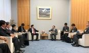 Phó Thủ tướng Trịnh Đình Dũng thăm, làm việc tại Nhật Bản