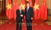 Việt-Trung ký kết 15 văn kiện hợp tác giữa hai Đảng, hai nước