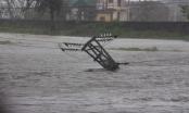 Số người chết do bão số 10 tăng lên, hơn 500 nghìn hộ dân vẫn mất điện