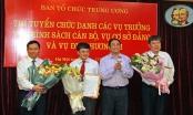 Ba người trúng tuyển Vụ trưởng tại Ban Tổ chức T.Ư