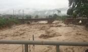Chùm ảnh: Mưa lớn làm 11 người chết và mất tích, hàng chục ngôi nhà bị hư hỏng ở Sơn La