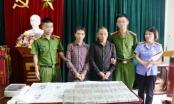 Nghệ An: Đón lõng xe khách bắt giữ 2 đối tượng vận chuyển 20 bánh heroin