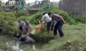 Hưng Yên: Bàng hoàng phát hiện thi thể nam thanh niên nổi trên ao