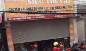 Hải Dương: Một cán bộ Công an tỉnh bị đâm trọng thương tại cửa hàng vải