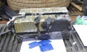 Bắt đối tượng vận chuyển 30 bánh nghi heroin trên cao tốc Hà Nội – Thái Nguyên bằng xe bán tải