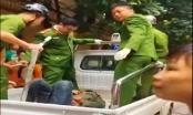 Thanh Hoá: Công an nổ súng bắt kẻ ngáo đá cầm lưỡi lê uy hiếp con tin