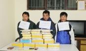 Điện Biên: Triệt phá, thu giữ 77 bánh heroin và 60 nghìn viên ma túy tổng hợp