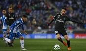Vòng 26 La Liga: Vắng C.Ronaldo, Real Madrid bị bắn hạ phút bù giờ