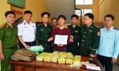 Hà Tĩnh: Bắt một người Lào vận chuyển 15kg ma túy đá vào Việt Nam