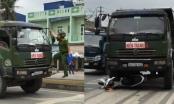 Công an Hải Phòng lên tiếng vụ ô tô tải lờ hiệu lệnh, đâm xe CSGT