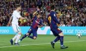 Barcelona 2-2 Real Madrid: Cơn mưa bàn thắng