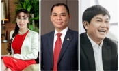 Các tỷ phú bay 14.000 tỷ đồng; đại gia Thanh Hoá xếp top sàn chứng khoán Việt