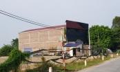 Đan Phượng (Hà Nội): Xưởng gỗ biến thành ngôi nhà 2 tầng trái phép tại xã Tân Hội!