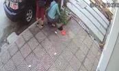 Clip - 3 mỹ nhân đi xe Range Rover thản nhiên trộm chậu cây cảnh gần chợ Ninh Hiệp?