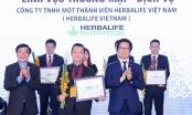 Herbalife đạt top 10 doanh nghiệp thương mại dịch vụ bền vững Việt Nam năm 2018