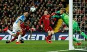 Chiến thắng 5 sao, Liverpool vượt Man City leo lên đỉnh bảng