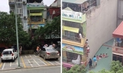 Hà Nội: Trường mầm non bốc cháy giữa trưa, sơ tán trẻ bằng thang tre