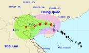 Cơn bão số 3 cách đất liền Quảng Ninh, Hải Phòng 300km