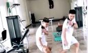 Phát sốt với điệu cover 'đau tay' của Xuân Trường, Văn Thanh theo phong cách của nam ca sỹ Hãy trao cho anh